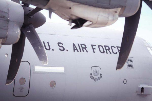 U.S. Air Force Plane