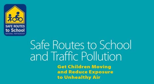 Safe Routes to School and Traffic Pollution